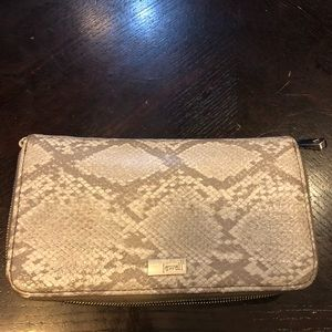 All About The Benjamin's Thirty-one Wallet Snake